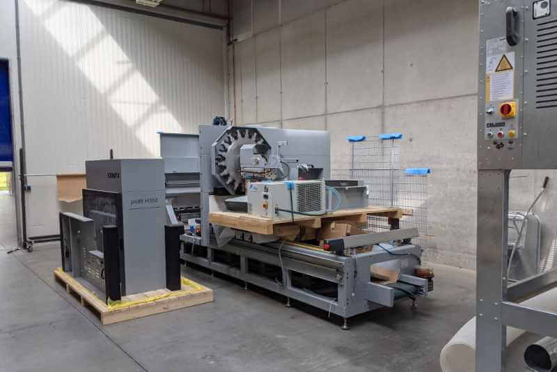 Expansion of machinery CNC 5-axis machining center June 2021 4