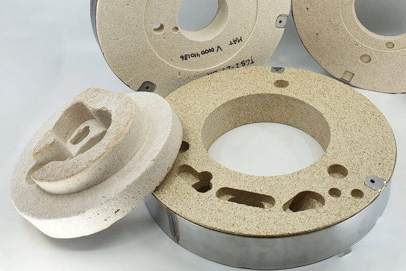 Moulded parts CNC milled parts Refractory products KS Kneissl Senn technologie GmbH 2 1