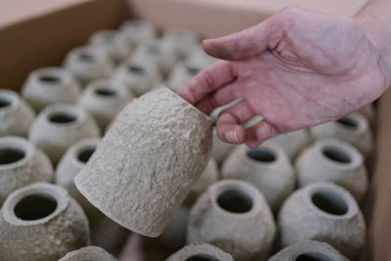 Insulation Feeders Foundry Supplies Stock Products Production KS Kneissl Senn Technologie GmbH